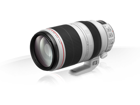 Canon 100-400/F4.5-5.6 USM EF-L IS II обектив
