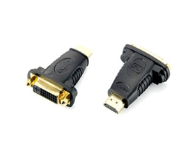 Адаптер Equip HDMI-DVI (24+1) male/female