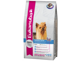Eukanuba Breed Yorkshire Terrier suha hrana, 2kg
