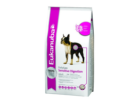 Eukanuba Daily Care Sensitive Digestion hrana za odrasle pse, 2,5kg