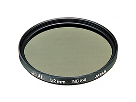 Hoya Grey Filter NDX 4 HMC 62mm filter