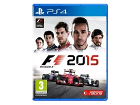 Joc software F1 2015 PS4