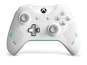Controller Xbox One Sport White Edition