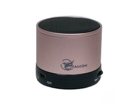 Falcon YM-101 Bluetooth mini zvučnik, pink