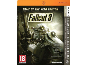 Fallout 3 GOTY Classic Collection PC hrací softvér