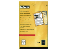 Folie laminat Fellowes A5, 125 microni