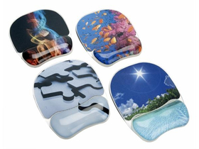"Mousepad Fellowes ""Photo Gel"""