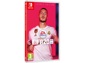 FIFA 20 Nintendo Switch hra