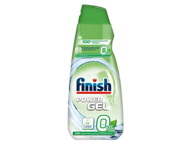 Finish All in One Gel Eco Geschirrspüler-Gel, 900 ml