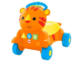 Fisher Price 2 v 1 motorno kolo, tiger