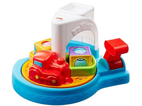 Set Fisher Price, trenulet