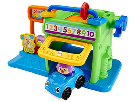 Fisher Price Kužkeva garaža