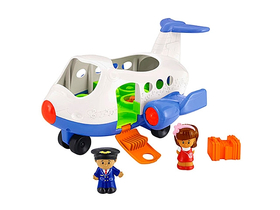 Fisher Price Little People lietadlo