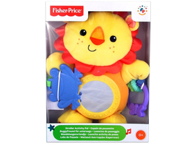 Fisher Price Lav, pliš