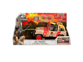 Matchbox Jurassic World Jeep