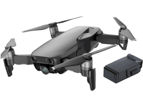 Drona DJI MAVIC Air Fly More Combo (Onyx Black), negru + acumulator DJI