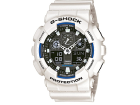 Casio G-Shock Basic Herrenuhr GA-100B-7AER