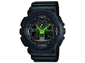 Ceas barbatesc Casio G-Shock Basic GA-100C-1A3ER