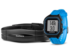 "Garmin Forerunner 25 HRM ""Big"""