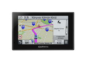"Garmin Nüvi 2689 LMT (Lifetime Maps & Traffic) Europa 6"" + TMC + BT"