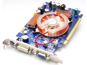 Card VGA GeForce 6600 LE 256MB TV-Out PCI-E