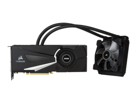 Placa video MSI nVidia GTX 1080 8GB Sea Hawk X - Geforce GTX 1080 Sea Hawk X