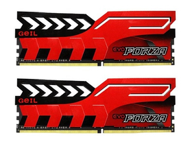 Geil Evo Forza Red DDR4 16GB 3200MHz CL16 KIT2 memória