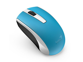 Mouse wireless Genius ECO-8100, albastru