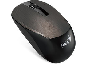 Mouse wireless Genius NX-7015, Chocolate