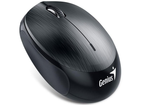Mouse Genius NX-9000BT Bluetooth, argintiu