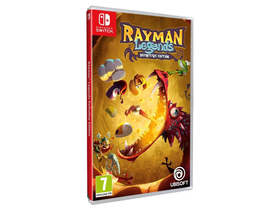 Rayman Legends Definitive Edition Nintendo Switch játék