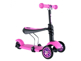 Y Glider 3 in 1 multifunctional Roller, pink