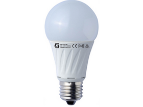 Bec Global A60 E27 6W E27 Led (E27, 470 Lm, 3.000K, 6W, alb cald)