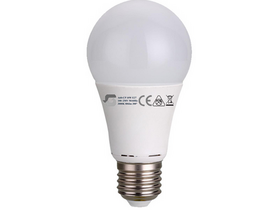 Global A60E2710W E27 Led svetilka (E27, 806 Lm, 3.000K, 10W, tople bele barve)