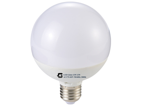 Global G9512WE273000K Led lámpa (E27, 1020 Lm, 3.000K, 12Wтопла бяла светлина)
