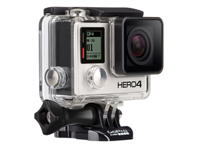 Cameră video GoPro HD Hero4 Black Edition Adventure