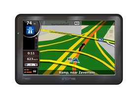 "GPS CNS Globe NEO 5"" + software CNS MAP8 EU"