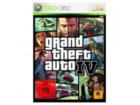 Grand Theft Auto IV Xbox 360 igralni software