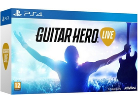 Software joc Guitar Hero LIVE PS4