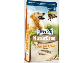 Happy Dog Naturcroq - govedina i riža, 1 kg