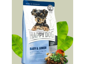 Happy Dog Supreme Mini Baby & Junior / bez glutena, 1 kg