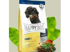 Happy Dog Supreme Mini Light Low Fat suha hrana za odrasle pse bez glutena, 1 kg