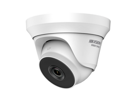 Hikvision HiWatch HWT-T240-M 4in1 kültéri analóg turretkamera (4MP, 2,8mm, EXIR40m, ICR, IP66, DNR)
