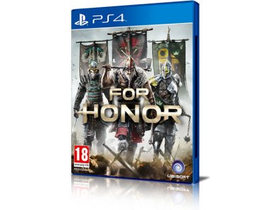 For Honor PS4 játékszoftver