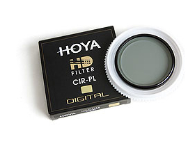 Filtru Hoya HD circular polar, 55 mm