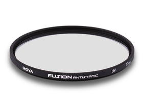 Hoya Fusion UV filter, 77mm