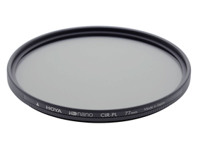 Hoya HD Nano CPL filter, 77mm