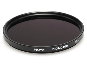 Hoya Pro ND100 filter, 67mm