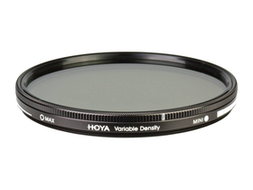 Hoya Variable Density ND filter, 58mm