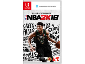 NBA 2K19 Nintendo Switch Spielsoftware